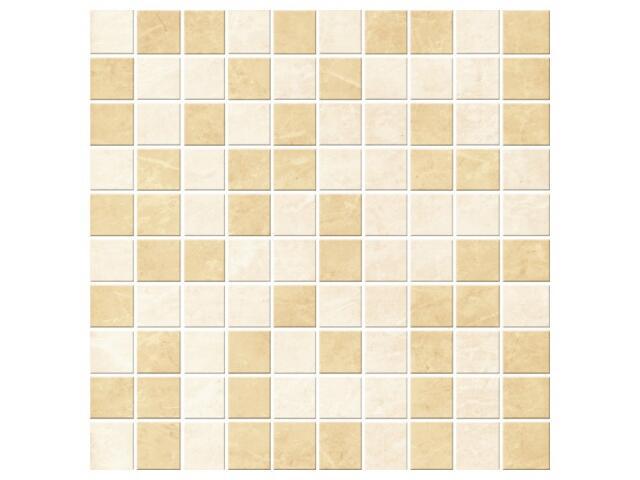 Mozaika Tesalia giallo-beige 30x30