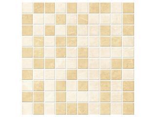 Mozaika Tesalia giallo-beige 30x30 Cersanit