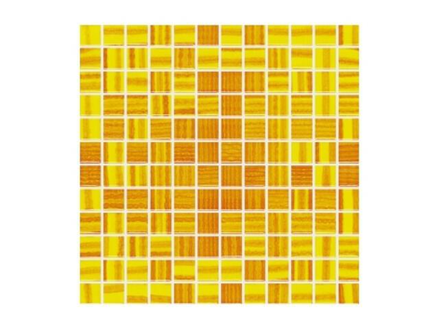 Mozaika Candy Giallo Mix 30x30 Paradyż