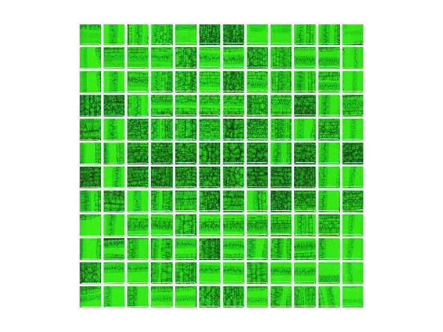 Mozaika Candy Verde Mix 30x30 Paradyż