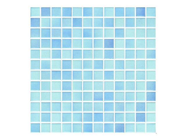 Mozaika Estepona Azul Alfa 30x30 Paradyż