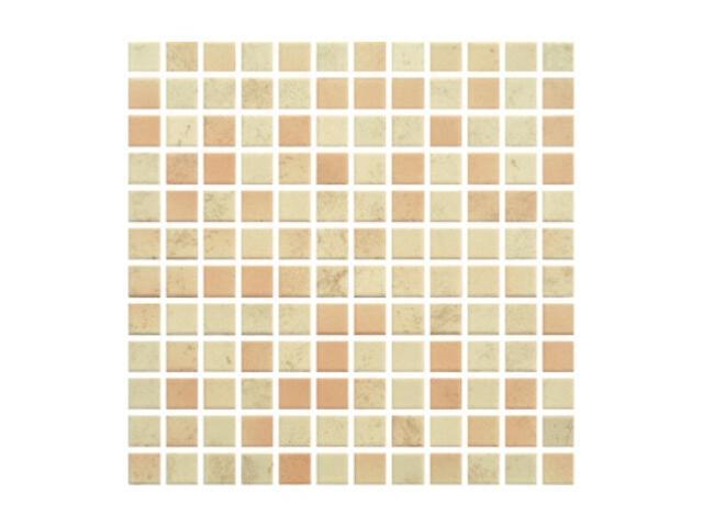 Mozaika Penelopa Beige/Brown 30x30 Paradyż