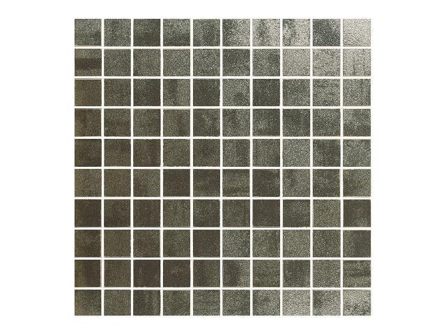 Mozaika Loft Silver Gold 30x30 Marconi
