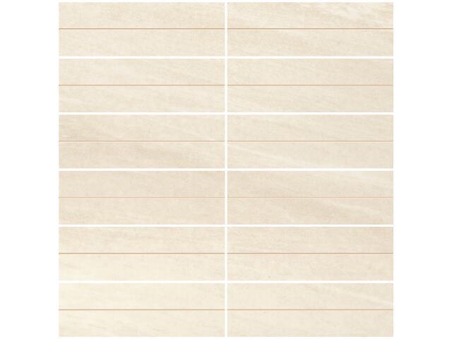 Mozaika Masto Bianco inserto A 29,8x29,8 półpoler Paradyż