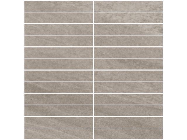 Mozaika Masto Grys inserto A 29,8x29,8 półpoler Paradyż