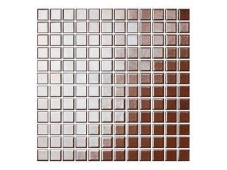 Mozaika Palette brązowo-złota 30x30 Opoczno