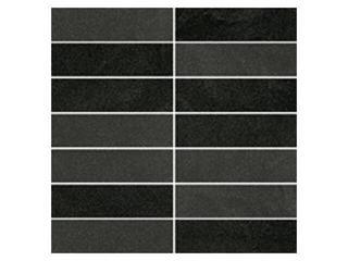 Mozaika Saturn super czarny 29,5x29,5 Opoczno