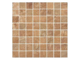 Mozaika Toledo brąz 39,6x39,6 Opoczno