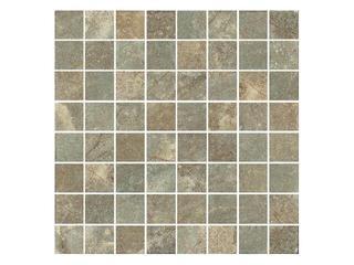 Mozaika Toledo zieleń 39,6x39,6