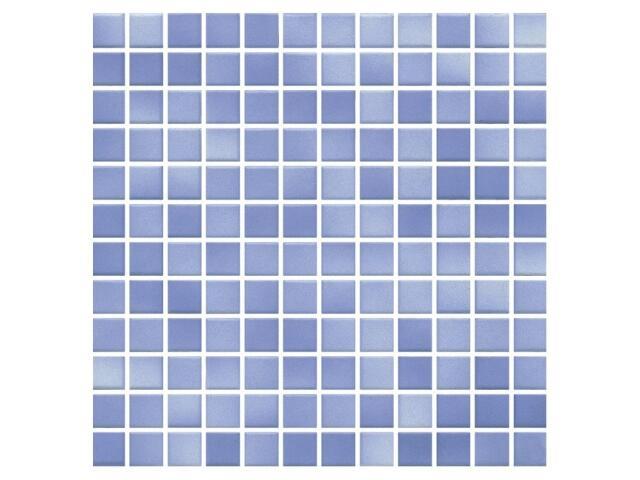 Mozaika Aurida azul beta 30x30