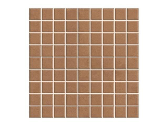 Mozaika Calabria brown poler 29,55x29,55