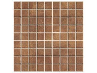Mozaika Oviedo brown 32,6x32,6 Cersanit