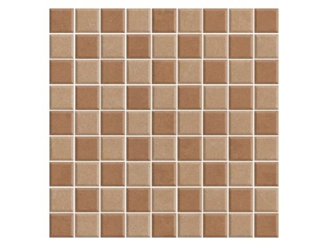 Mozaika Calabria brown/beige 29,55x29,55