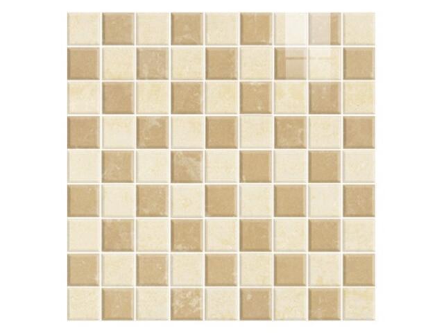 Mozaika Alpina bianco/Calabria beige poler 29,55x29,55