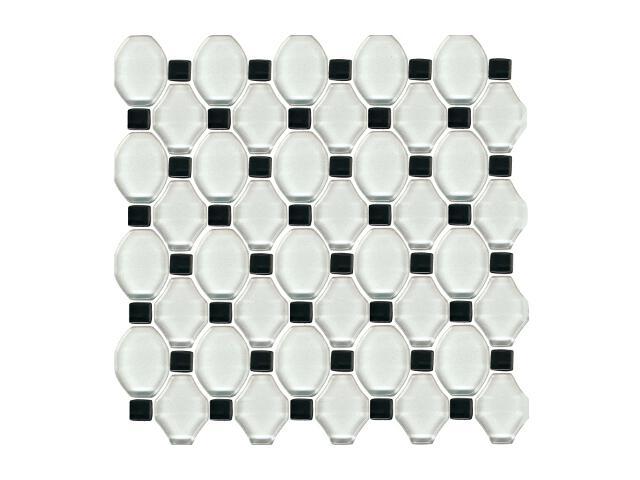 Mozaika Secret Bianco 29,8x29,8 Paradyż