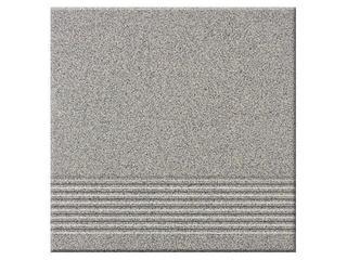 Gres Czarno-kremowy stopień 29,7x29,7 Opoczno