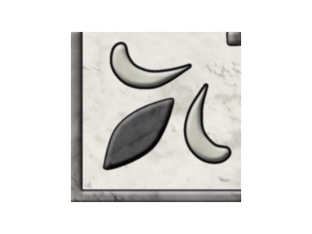 Narożnik gresowy Salotto Grys 7,2x7,2 Paradyż