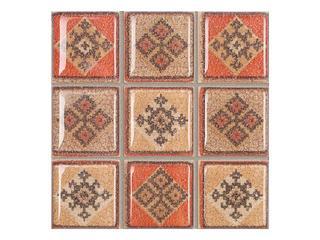 Gres Real Cotto krem mosaic kostka 8,8x8,8 Opoczno