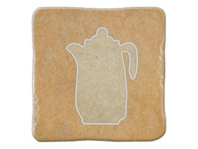 Gres centro Real Stone beż tea 6 10,9x10,9