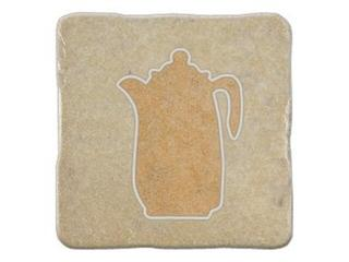 Gres centro Real Stone krem tea 6 10,9x10,9 Opoczno
