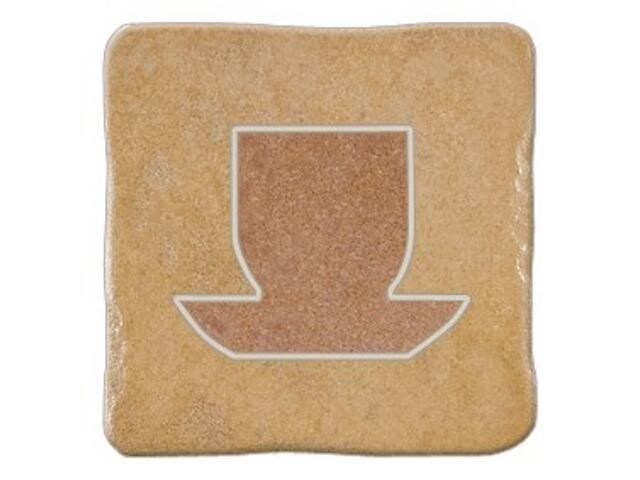 Gres centro Real Stone beż tea 4 10,9x10,9
