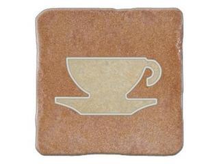 Gres centro Real Stone karmin tea 3 10,9x10,9 Opoczno