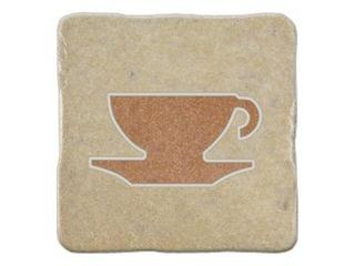 Gres centro Real Stone krem tea 3 10,9x10,9 Opoczno