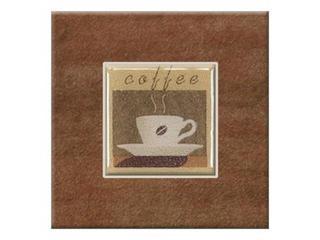 Gres centro Real Cotto brąz coffee 4 10,9x10,9 Opoczno