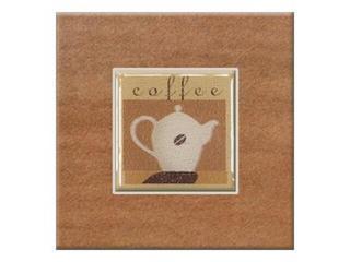 Gres centro Real Cotto orange coffee 3 10,9x10,9 Opoczno