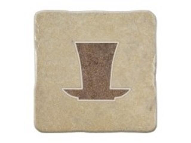 Gres centro Real Stone krem tea 2 10,9x10,9