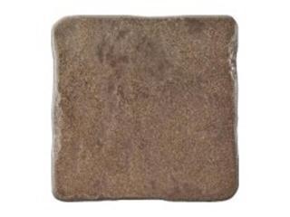 Gres Real Stone brąz 10,9x10,9 Opoczno