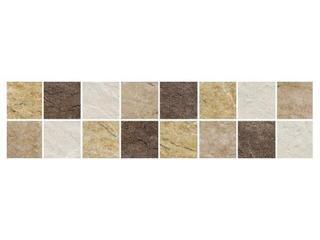 Listwa gresowa Naxos beż mosaic 39,6x9,8 Opoczno