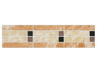 Listwa gresowa Royal beż mosaic 39,6x9,6 Opoczno