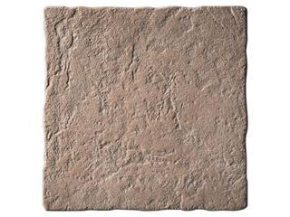 Gres Real Stone brąz 33,3x33,3 Opoczno