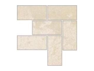 Narożnik gresowy Fiorito beż mosaic a 9,8x9,8 Opoczno