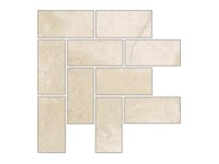 Narożnik gresowy Fiorito beż mosaic b 12,2x12,2 Opoczno