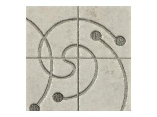 Narożnik gresowy Ambiente grys 10,7x10,7 Cersanit