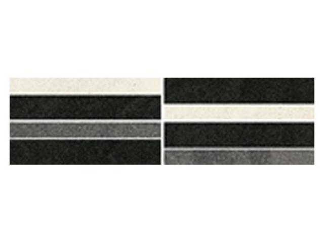 Listwa gresowa Saturn czarny 29,5x8,4