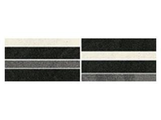 Listwa gresowa Saturn czarny 29,5x8,4 Opoczno