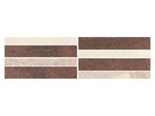 Listwa gresowa Saturn red 29,5x8,4 Opoczno
