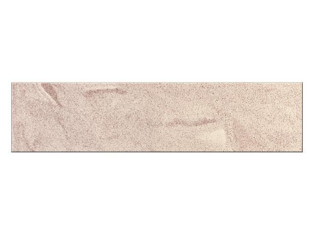 Cokół gresowy Saturn rosa poler 29,5x7,2