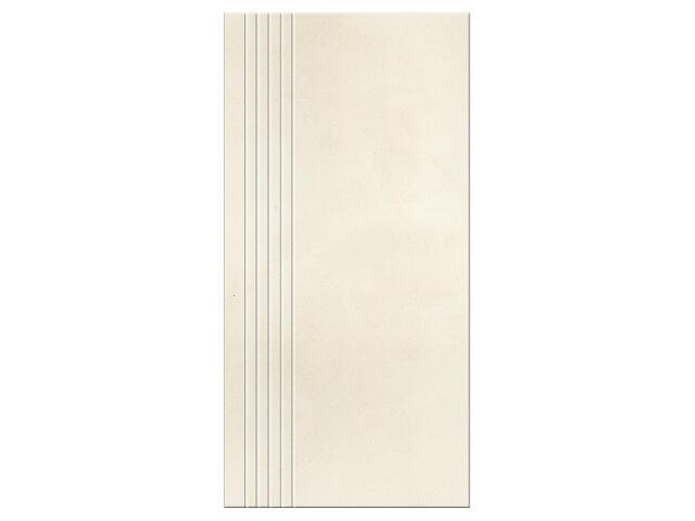 Gres Saturn cream poler stopień 29,5x59,5