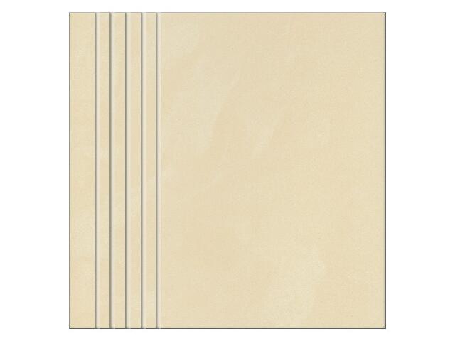 Gres Saturn beige stopień 29,5x29,5