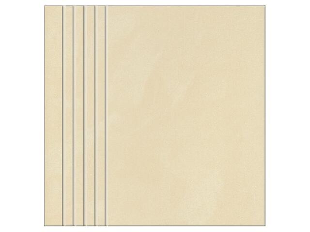 Gres Saturn beige poler stopień 29,5x29,5