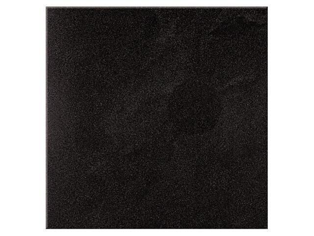 Gres Saturn super czarny niekal.29,7x29,7