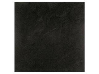 Gres Saturn sup czarny poler 44,8x44,8 Opoczno