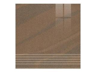 Gres Kando cotto stopnica poler 29,55x29,55 Opoczno