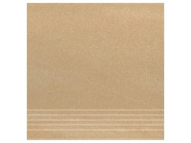 Gres Kando beige stopnica 29,55x29,55