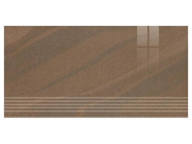 Gres Kando cotto stopnica poler 29,55x59,4