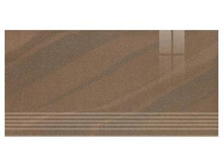 Gres Kando cotto stopnica poler 29,55x59,4 Opoczno
